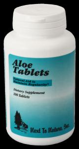 Aloe Tablets