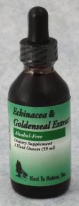 Echinacea & Goldenseal Extract