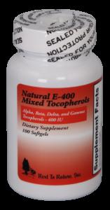Natural Mixed Tocopherols