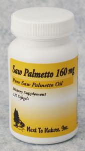 Saw Palmetto 160